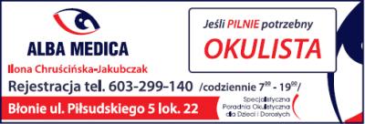 ALBA MEDICA – Ilona Chruścińska – Jakubczak
