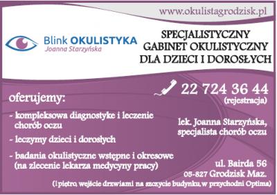 Blink Okulistyka
