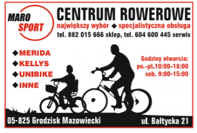Centrum Rowerowe MARO SPORT