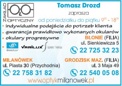 Zakład Optyczny Tomasz Drozd