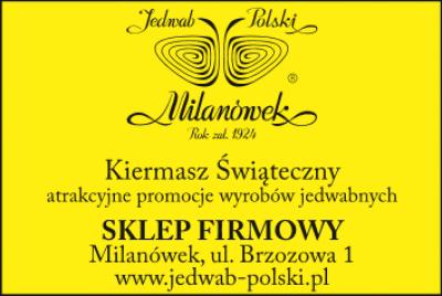 Jedwab Polski z Milanówka