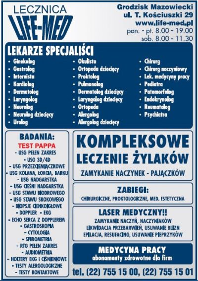 Lecznica LIFE-MED