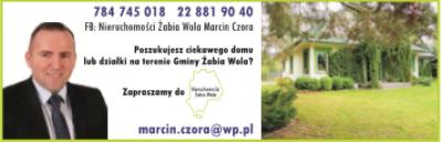 Nieruchomości Marcin Czora