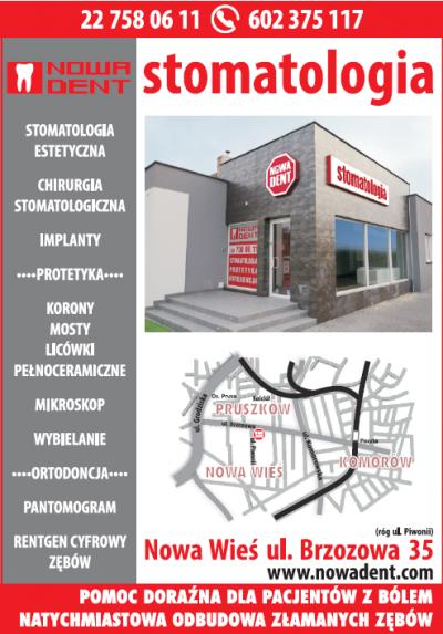 Stomatologia NOWA DENT