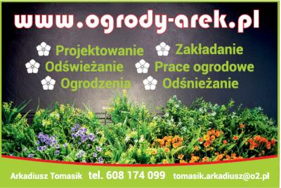Ogrody Arek