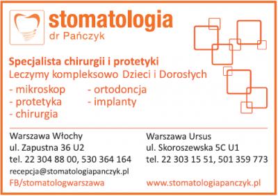 Stomatologia dr. Pańczyk