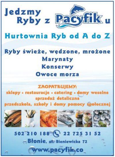 PACYFIK Hurtownia Ryb