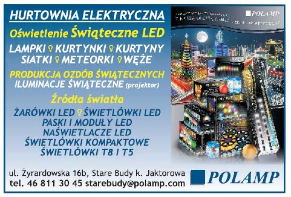 Hurtownia Elektryczna Polamp Otm Informator Lokalny