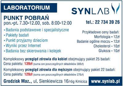 Laboratorium SYNLAB