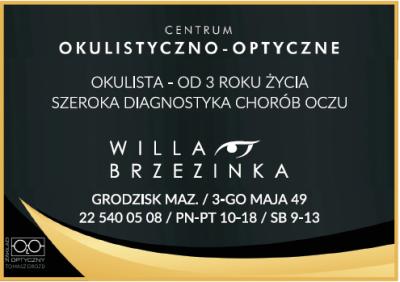 Willa Brzezinka