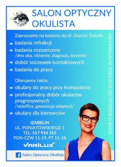 Salon Optyczny Okulista