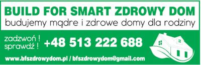 BUILD FOR SMART – ZDROWY DOM