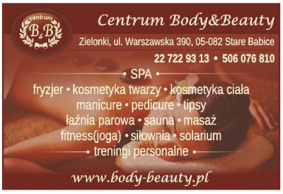CENTRUM BODY & BEAUTY