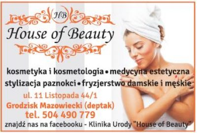 House of Beauty – Klinika Urody
