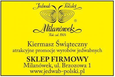 JEDWAB POLSKI MILANÓWEK