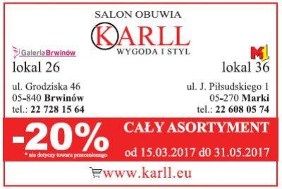 KARLL – salon obuwia
