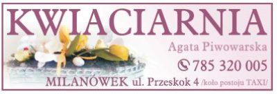 Kwiaciarnia Agata Piwowarska
