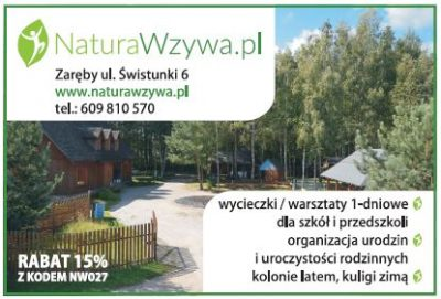 Leśna Chatka – NaturaWzywa.pl