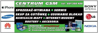 CENTRUM GSM
