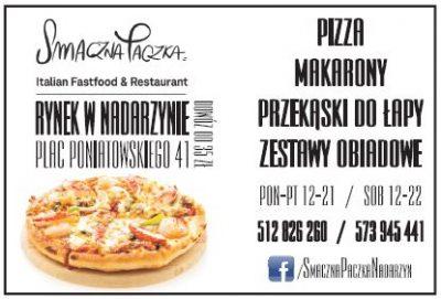 SMACZNA PACZKA Italian Fastfood & Restaurant