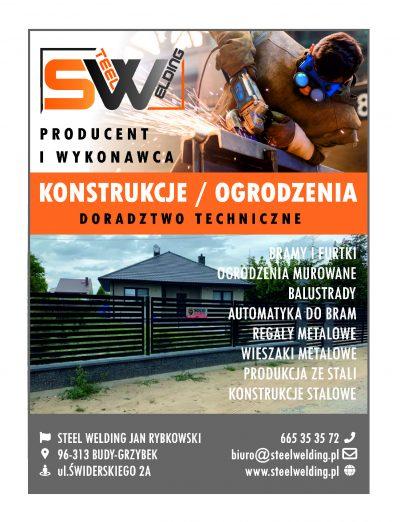 Steel Welding – producent i wykonawca