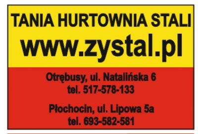 HURTOWNIA STALI ZYSTAL
